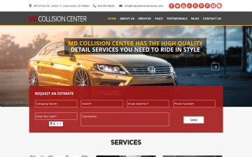 MD Collision Services
