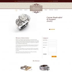 Broder Jewelry Website
