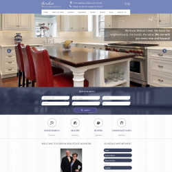 Gordon Real Estate Website