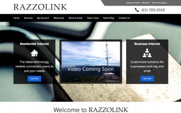 Razzolink Website