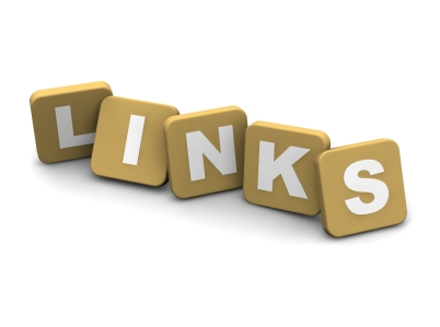 power of internal website page linking, page linking