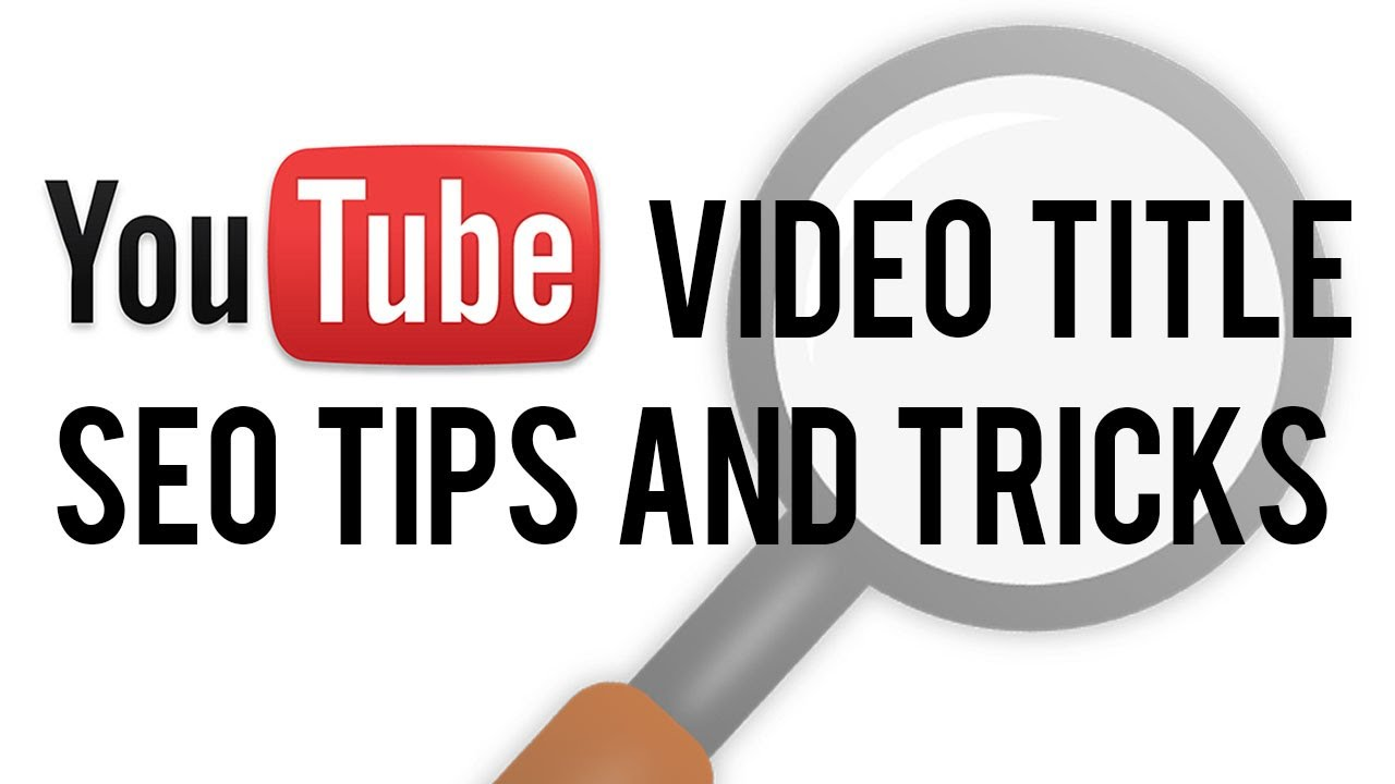 360 Web Designs | YouTube Title Tips