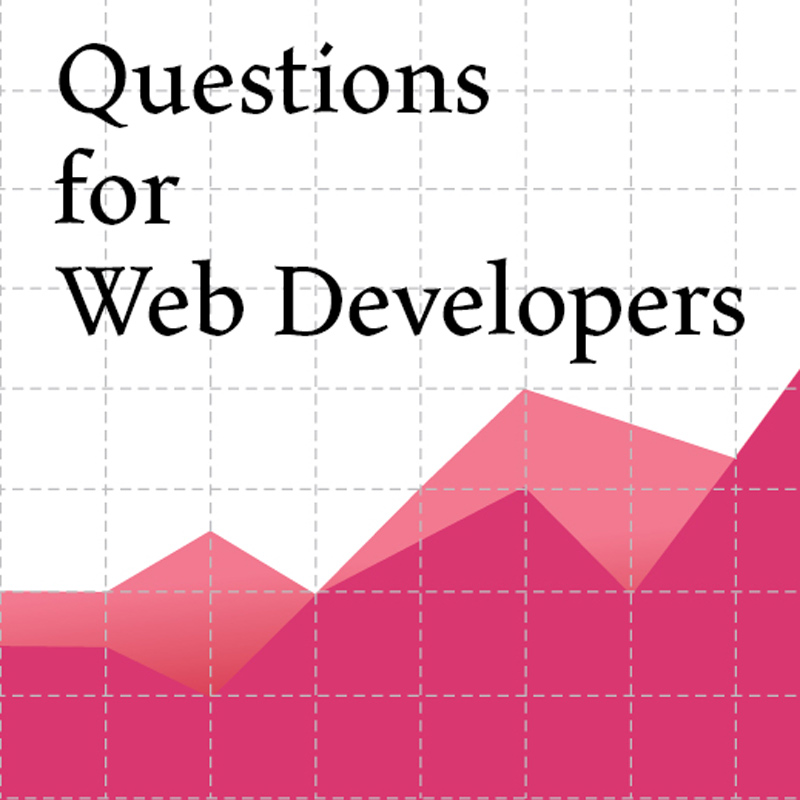 Questions for Web Developers | 360 Web Designs