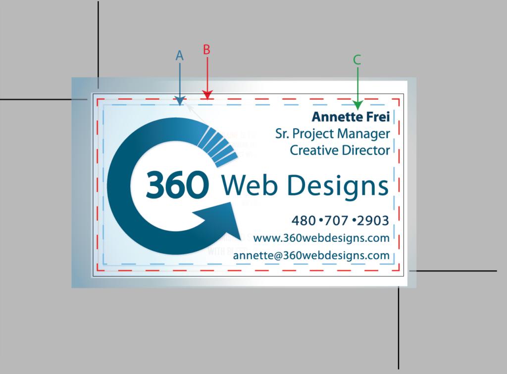 360 WD | Annette Frei |Card Design