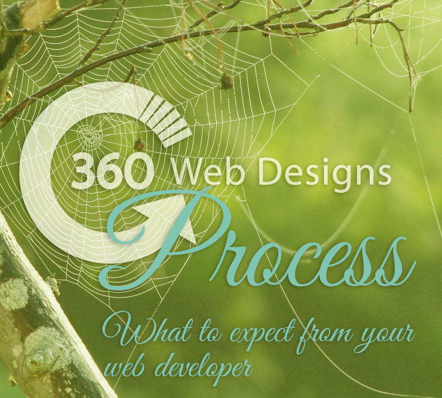 360 Web Designs | Web Design Process | United States