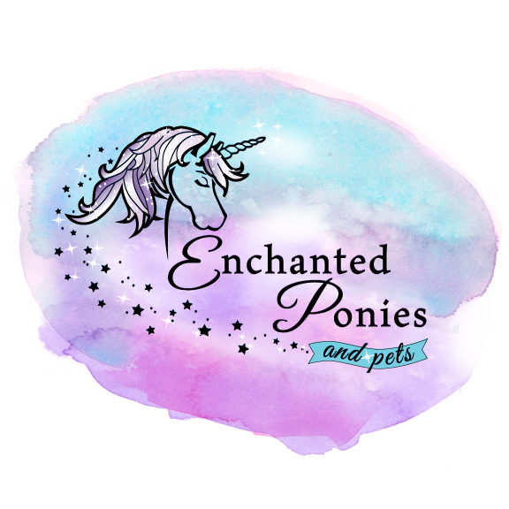 Enchanted Ponies and Pets Logo | Annette Frei | 360 web designs