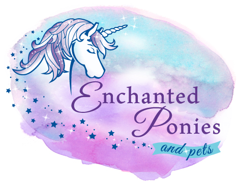 Enchanted Ponies and Pets | 360 Web Designs | Dublin, CA | Logo Design