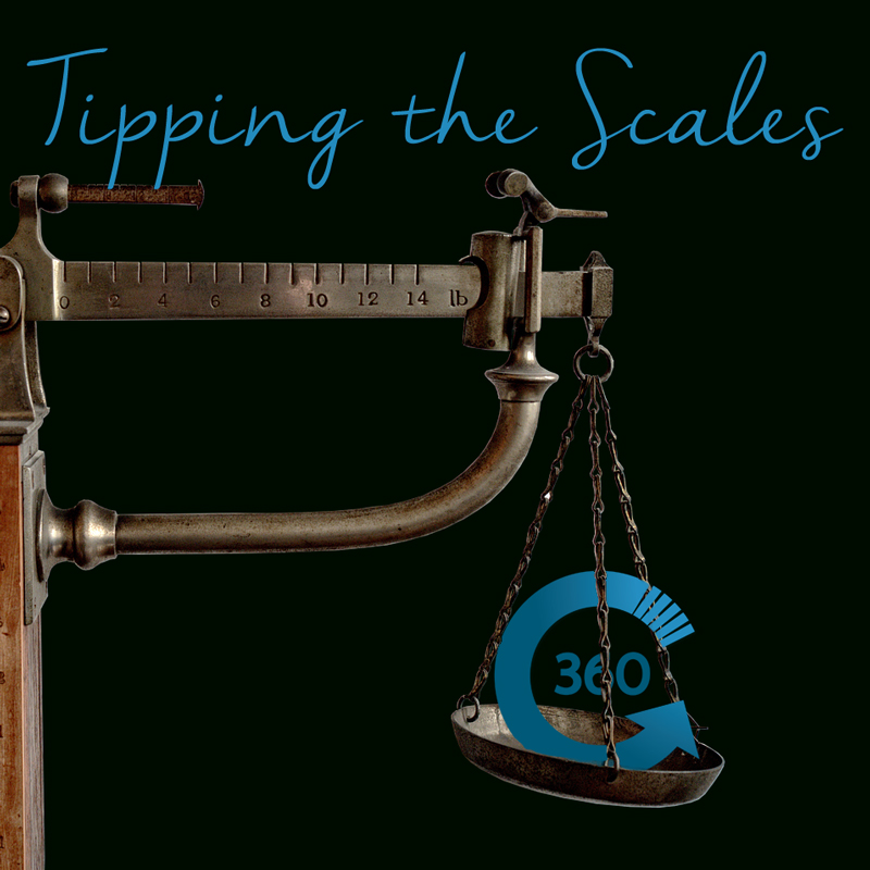 Tipping the Scales | 360 Web Designs
