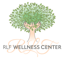 RLF Wellness Center | 360 Web Designs | Dublin, CA | Logo Design
