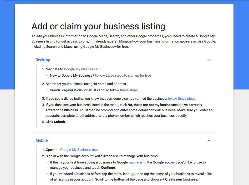 Google my Business Tutorial | 360Web Designs