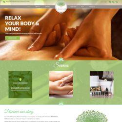 RLF Wellness Center – Website