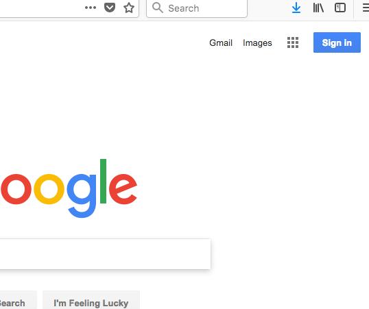 Google Sign in | 360 Web Designs | Annette Frei