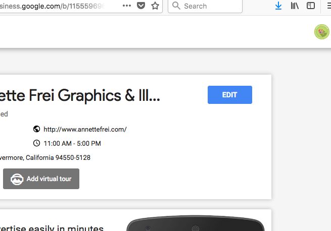 Google Business Name Change | 360WD | Frei