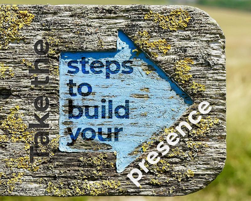 take steps | 360 Web Designs | Annette Frei