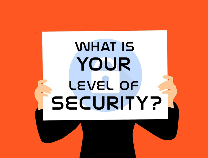 Levels of Website Security | 360 Web Designs