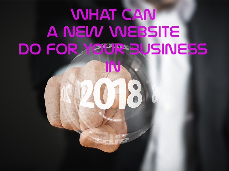 What can a new website do | 360 WEB DESIGNS