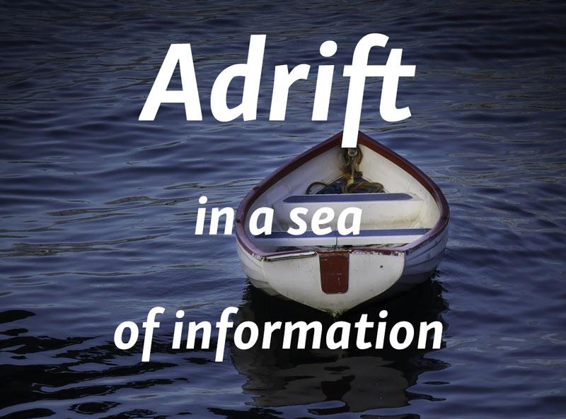 Adrift Blog | 360 Web Designs | Annette Frei